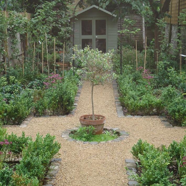 Se15 origin landscapes for Semi formal garden designs