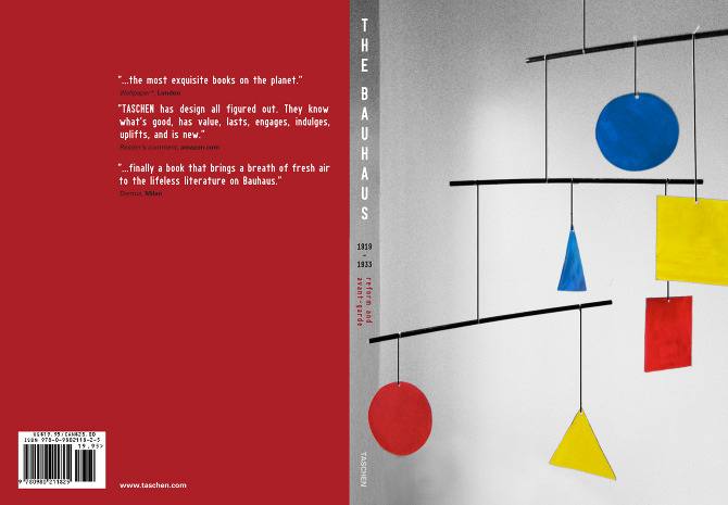 The Bauhaus Book