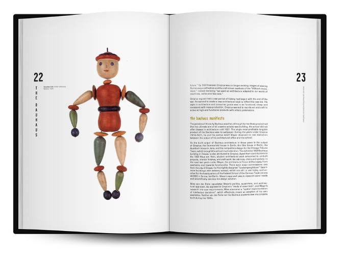 The Bauhaus Book Jackie Littman Design Portfolio