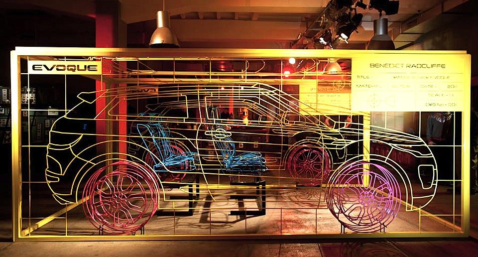 Range Rover Interior >> RANGE ROVER - Benedict Radcliffe
